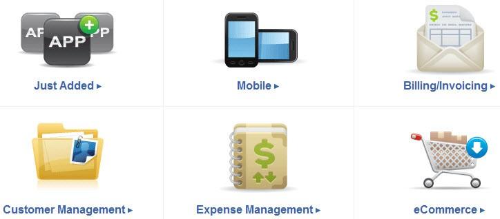 Intuit's App Center