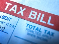 Tax Bill - Property Taxes
