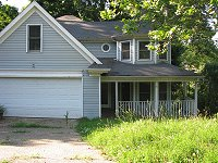 Vacant Foreclosed Home