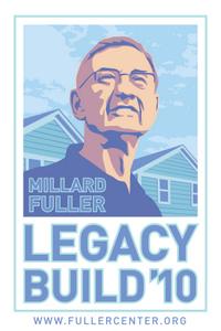 Atlanta Fuller Center Legacy Build 2010 - Millard Fuller