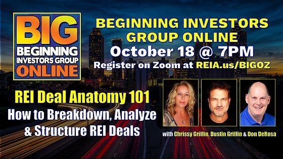 Beginning Investors Group Online (BIGO)