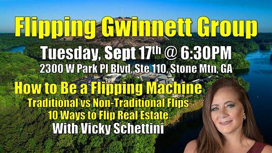 Flipping Gwinnett