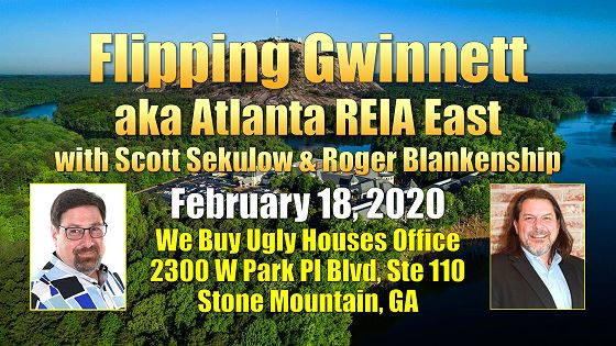 Flipping Gwinnett - Atlanta REIA East