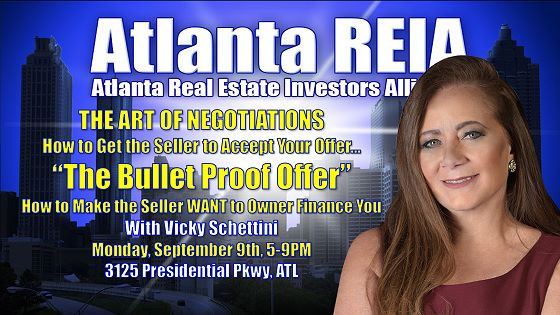 Atlanta REIA Monthly Meetings > Georgia Real Estate