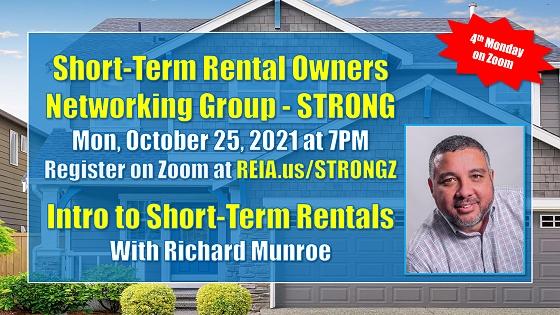 Short-Term Rental Investors Group (STRONG)