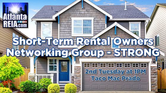 Short-Term Rental Owners Networking Group (STRONG)