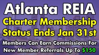 Charter Membership Ends January 31st!