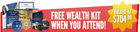 Free 2 Day Wealth Building Event in Atlanta, GA on December 7th & 8th, 2013