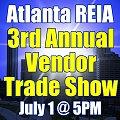 3rd Annual Atlanta REIA Vendor Trade Show