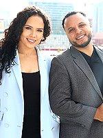Elijah Rubin & Jennifer Coronado