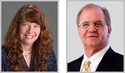 Robyn Thompson & Larry Harbolt