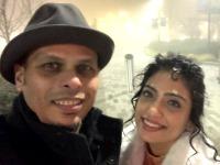 Talat and Farzeena Solaiman