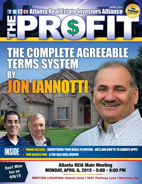The Profit Newsletter - April 2015