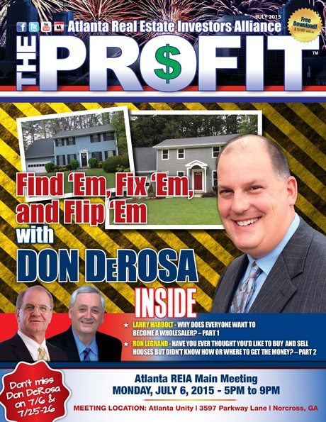 The Profit Newsletter - July 2015