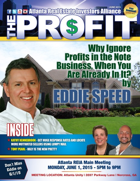 The Profit Newsletter - June 2015