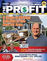 The Profit Newsletter - November 2016