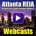 Atlanta REIA Webcast Training Series