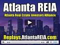 Atlanta REIA Webcast Replays