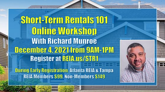 Evening with a Real Estate Investing Expert Webinar