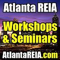 Atlanta REIA Weekend Workshops and Seminars