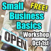 FREE Back to Basics Workshop for Entrepreneurs