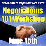 Negotiations Workshop