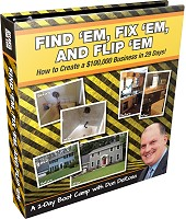Find 'Em, Fix 'Em, and Flip 'Em Manual